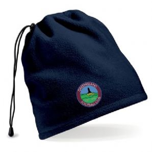 Greenisland FC Navy Snood - 2018
